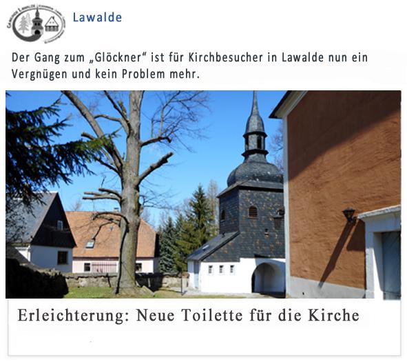 Lawalde-Kirche